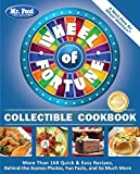 img - for Mr. Food Test Kitchen Wheel of Fortune  Collectible Cookbook: More Than 160 Quick & Easy Recipes, Behind-the-Scenes Photos, Fun Facts, and So Much More book / textbook / text book