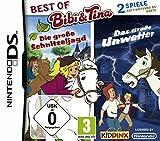 Video Games - Best of Bibi & Tina: Die gro�e Schnitzeljagd + Das gro�e Unwetter - [Nintendo DS]