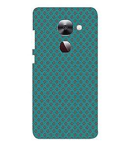 EPICCASE groomy diamond Mobile Back Case Cover For LeEco Le Max2 (Designer Case)