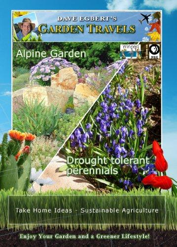 Alpine Garden / Drought tolerant perennials  Alpine Garden / Drought tolerant perennials [DVD] [NTSC]