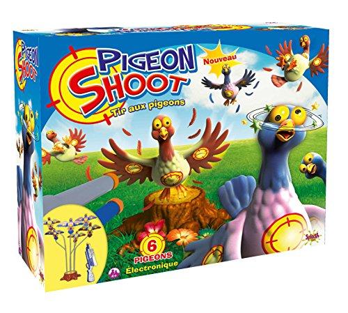 Splash Toys elektronisches Tauben-Schießen Party-Spiel