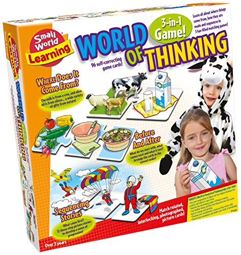 Small World Toys Learning - World of Thinking