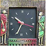 Handmade Terracotta Wall Clocks 052