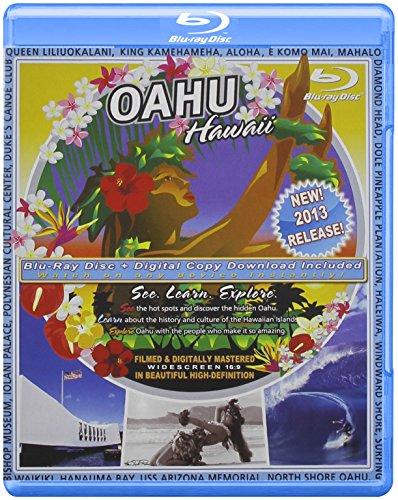 Video Postcard of Oahu Clam Shell [Blu-ray]
