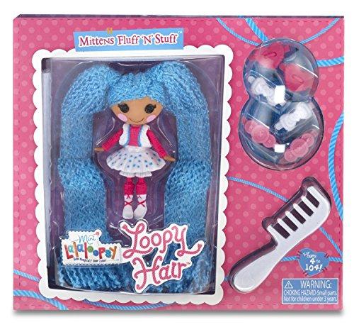 MGA Entertainment 522164GR - Mini Lalaloopsy Loopy Hair - Mittens