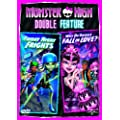 Monster High Double Feature: Friday Night Frights / Why Do Ghouls Fall in Love? [DVD] (2013)
