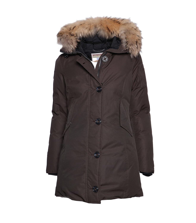 MUSEUM Damen Mantel Winter Baumwolle , vers. Farben günstig online kaufen