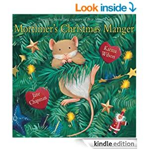 mortimers christmas manger coloring pages - photo#10