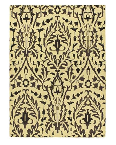 "Hand-Knotted Marrakech Wool Rug 4'9"" X 6'3"