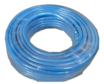 Superspeed Pvc Garden Hose Pipe Dd Blue 12 Length 30 Mtrs