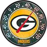 Packers WinCraft NFL Round Thermometer
