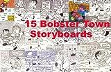 15 Bobster Town Soccer Storyboards Vol 1