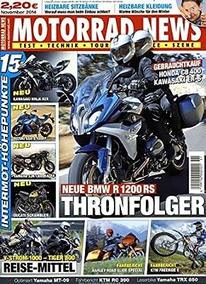 Motorrad News