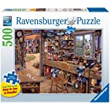 Ravensburger Dad'S Shed - 500 Pieces Large Format Puzzle