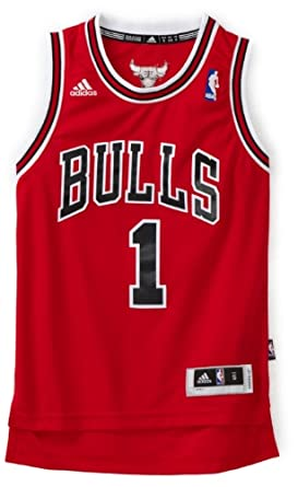 NBA Chicago Bulls Derrick Rose Youth by adidas