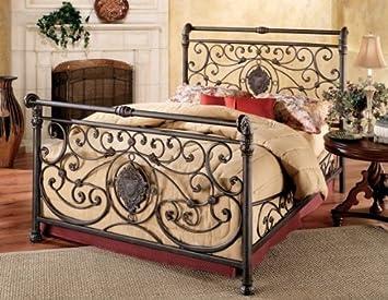 Mercer Bed Set Side Rails - California King - Sold W/1039-600 Cal Kg Bed Set