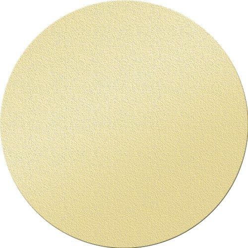 Platte River 161687, 5-pack Of 100 Each, Abrasives, Sanding Discs, Aluminum Oxide, Super Gold, 5