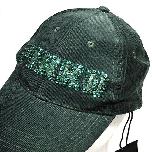 27459 cappello PINKO BAG donna hat women verde [UNICA]