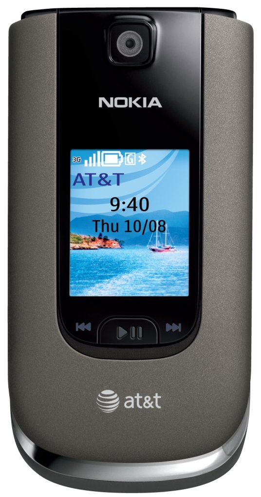 AT-T-Nokia-6350-No-Contract-Global-3G-GSM-Push-To-Talk-Camera-Gray-Cell-Phone