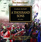 Graham McNeill A Thousand Sons (Audio Set) (The Horus Heresy)