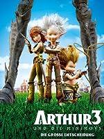 Arthur und die Minimoys 3 - Die gro�e Entscheidung
