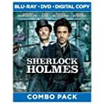 61%2BbdcX9imL. SL160 SS150  #6: Sherlock Holmes (Limited Edition Blu ray/DVD Combo + Digital Copy)