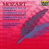 Mozart: Symphonies No. 32, No. 35 (Haffner) & No. 39