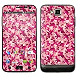 """Samsung Ativ S (GT-I8750) Designfolie """"Pink Camouflage""""von """"Designfolien@FoliX"""""""