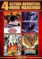 Horror Movie Marathon [DVD] [Region 1] [US Import] [NTSC]