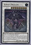 Yu-Gi-Oh! - Scrap Dragon (DREV-EN043) - Duelist Revolution - 1st Edition - Ultimate Rare