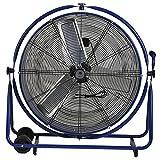 広電(KODEN) 75cmアルミ羽根工業扇風機 風洞型