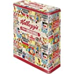 Kellogg's Collage Blechdose / Vorrats...