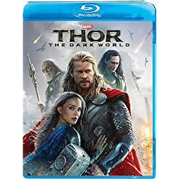 Thor: The Dark World (1-Disc Blu-ray)
