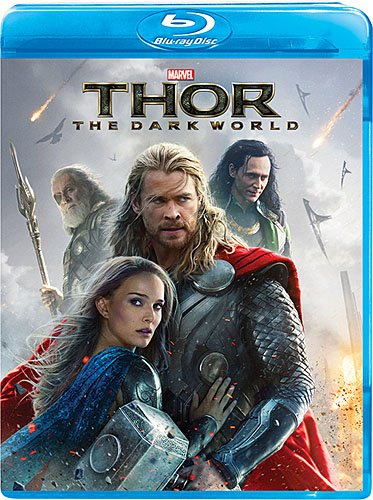 Thor: The Dark World [Blu-Ray] front-833211