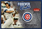 2004 Fleer Greats #14 Forever Ryne Sandberg /1981