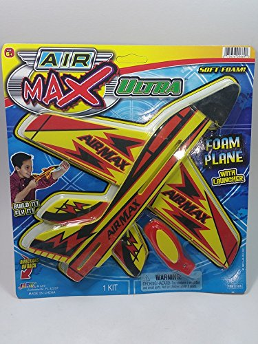 Air-Max-Ultra-Soft-Foam-Plane-With-Launcher-Airplane-Flying-Toy-Kit