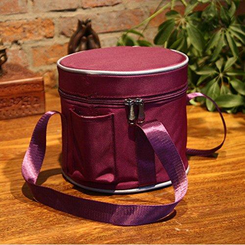 Singing Bowl Bag Case Set for 8''-14''(7pcs) (Crystal Singing Bowl Bag compare prices)