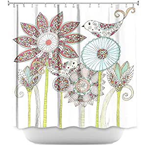 Dianoche Designs Shower Curtains Stylish Decorative Unique Cool Fun Funky