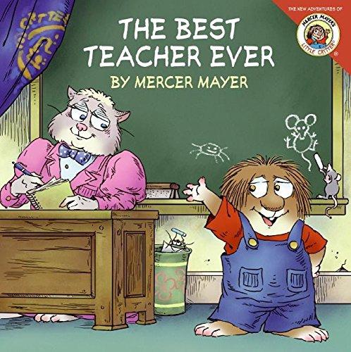 BOOK: The Best Teacher Ever by Mercer Mayer