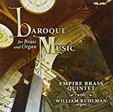 : Baroque Music for Brass & Organ