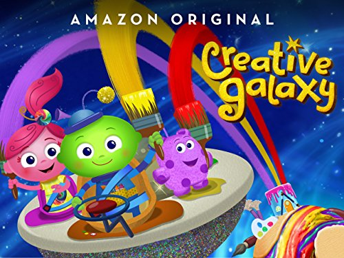 Creative Galaxy Season 2 - Season 2