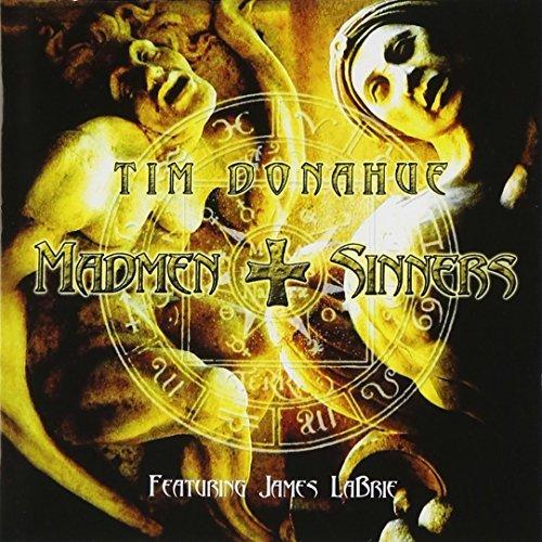 Madmen & Sinners by Tim Donahue (2004-03-24)