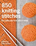 850 Knitting Stitches: The Ultimate K...