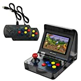 Layopo Retro Game Console Handheld, Mini Game Console RS-07-3000 Built-in Retro Games,64bit Dual Core Processor, 4.3