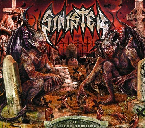 Silent Howling, The [Digipak] by Sinister (2008-09-01)