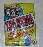 Dukes Of Hazzard Trading Cards Value pic
