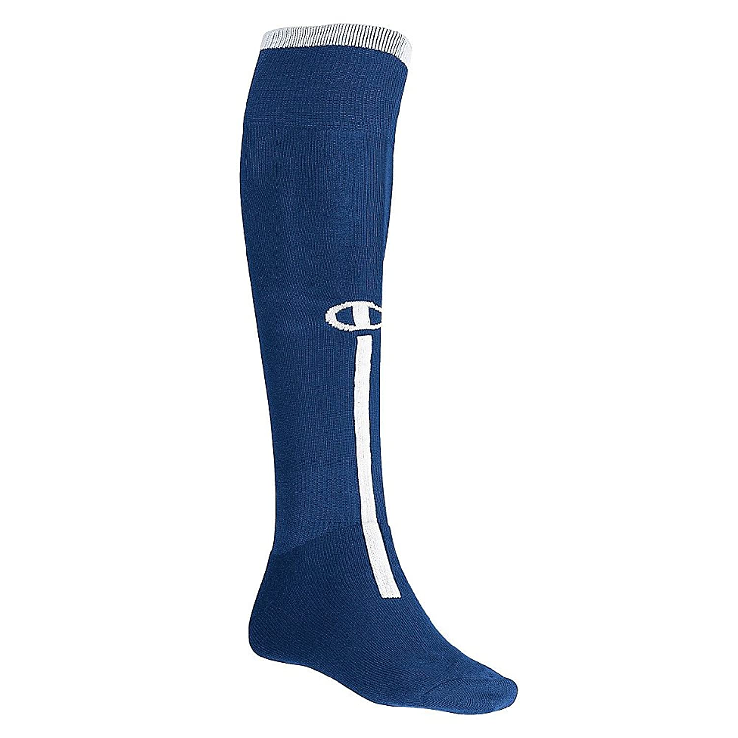 Champion Soccer Sock SCKS, Athletic Royal/White, M-L газонокосилка бензиновая champion lm5127bs