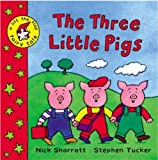 Lift-the-flap Fairy Tales: The Three Little Pigs Stephen Tucker