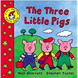 Lift-the-flap Fairy Tales: The Three Little Pigsby Stephen Tucker