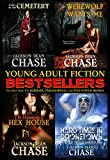 Young Adult Fiction Best Sellers: The Best New YA Horror, Paranormal, and Dystopian Books (Young Adult Best Sellers Book 1)